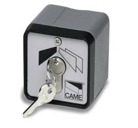 001SET-J Ключ-выключатель с защитой цилиндра, накладной
