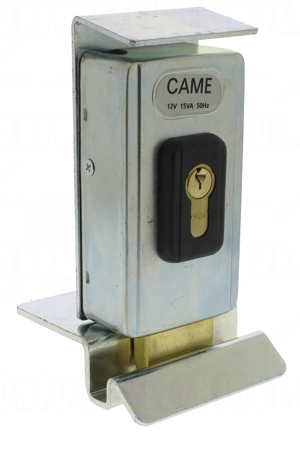 Замок электромеханический LOCK82 для распашных ворот CAME (12 В, 15 Вт)