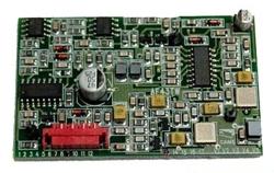 001 AF43TW Радиоприемник встраиваемый для пультов Came 001 TWIN 2 и 001 TWIN 4