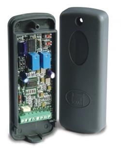 Радиоприемник 001RE432 2-х канальный в корпусе, универсальный для пультов Came