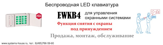 EWKB4 беспроводная клавиатура