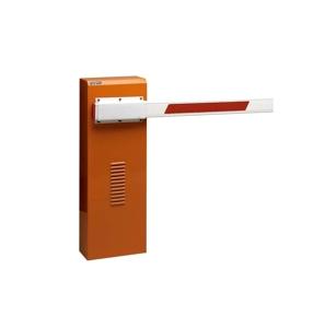 Шлагбаум электромеханический 617/6, RAL9006, для стрел 50х100мм длинной до 7000мм