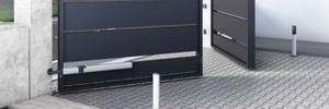 Комплект KIT GIUNO ULTRA BT A20 для распашных ворот (до 600 кг и 4 м)