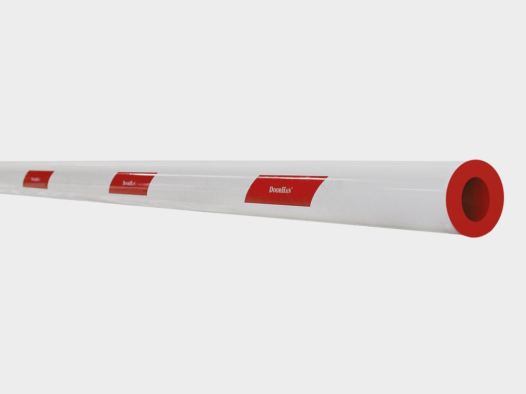 Круглая стрела для проезда до 5 метров - антиветер