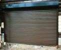 Рулонные ворота, коричневый цвет