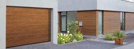 Рулонные гаражные ворота Hormann
