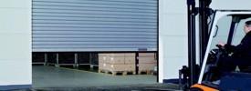 Рулонные промышленные ворота Hormann