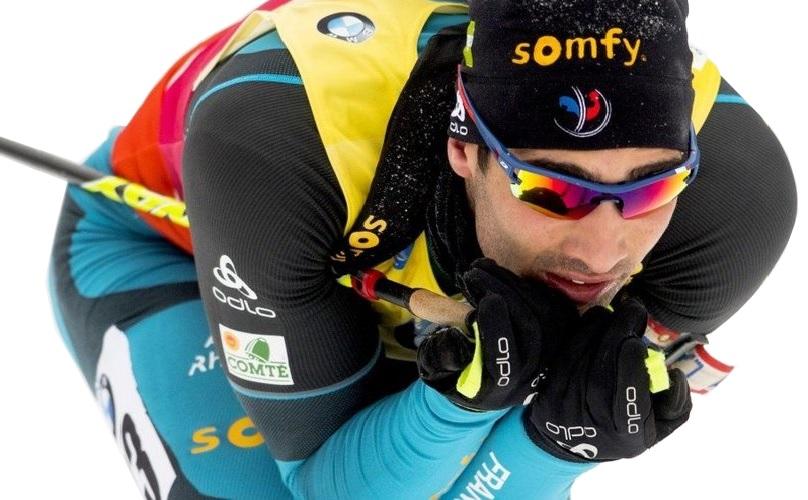 Somfy спонсор сборной франции по биатлону