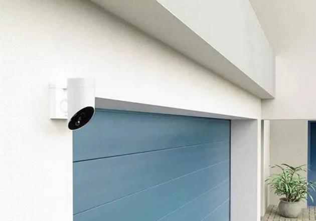 Уличная камера в системе умного дома