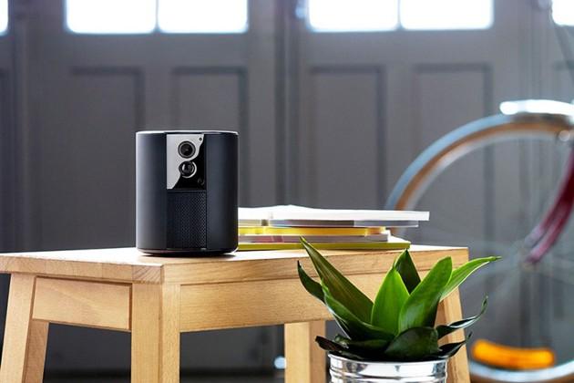 Внутренняя камера в системе умного дома