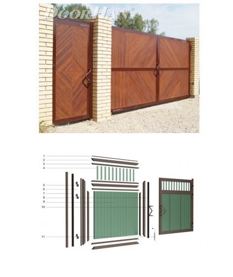 Nice wey ворота ворота херсон